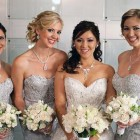 Sparkly Dresses For Girls In Wedding Pictures