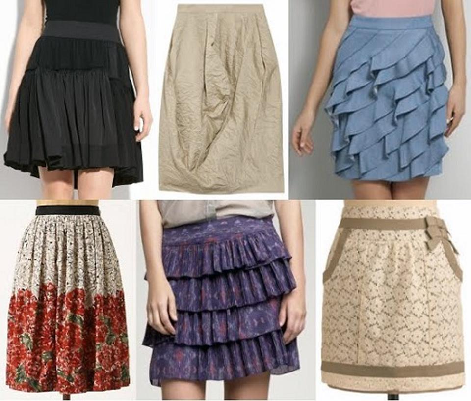 Spring Skirts For Women 2013