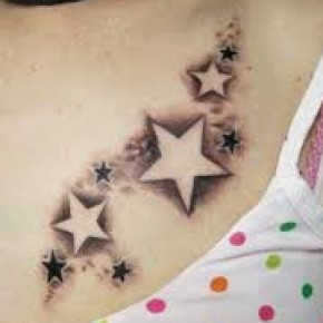 Star Tattoo Designs Tattoos For Women Pictures