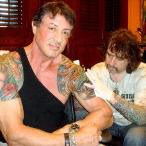 Stolen Famous Cool Tattoo Artist Pictures