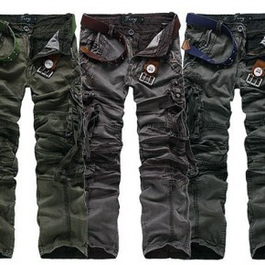 Style Camo Cargo Pant Collection Pictures