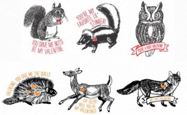 Temporary Tattoo Paper Animal Tattoos