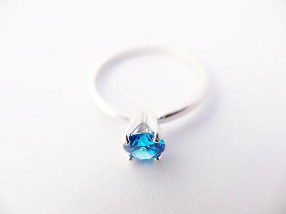 Tiffany Blue Round Ring 2013