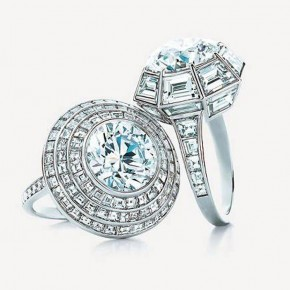 Tiffany Blue Round Ring Images Pictures