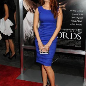 Tight Blue Dress Ideas Pictures