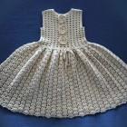 Toddler Crochet Dresses Ideas Pictures
