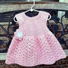 Toddler Crochet Dresses Models Pictures