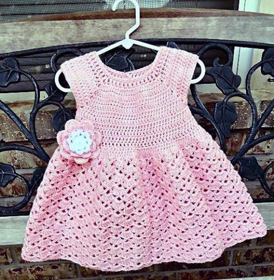 Toddler Crochet Dresses Models Inofashionstylecom