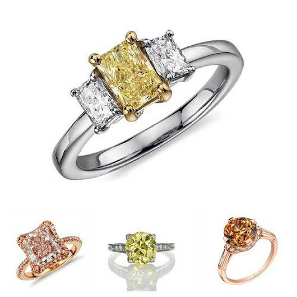 Trends Engagement Rings 2013 Sale