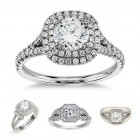 Trends Engagement Rings 2013 Styles Pictures