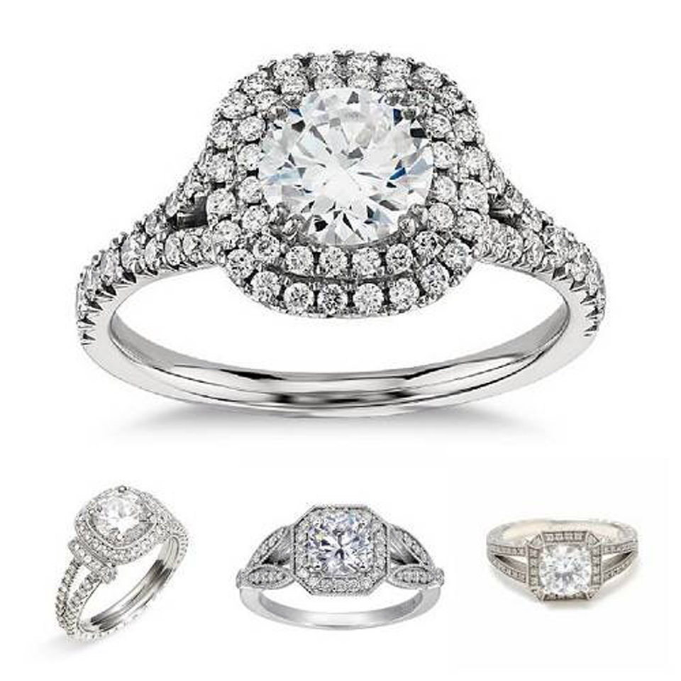 Trends Engagement Rings 2013 Styles