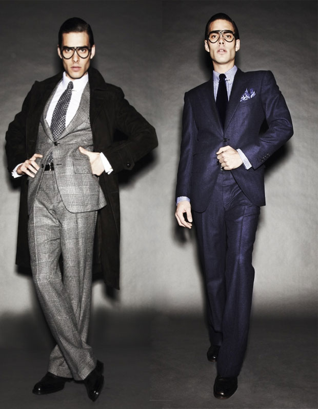 Trendy Mens Clothing – Men's suits: modern suit styles for 2012 ...
