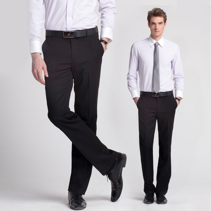 Trendy Mens Clothing New Fashion Style Of Mens Suit Pants Business Formal Clothes Suit