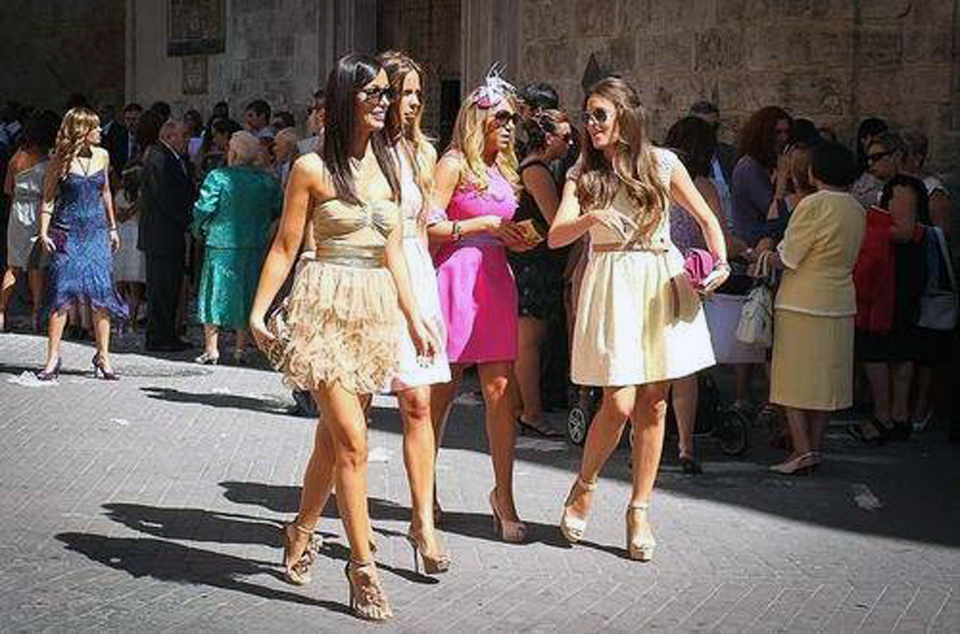 Trendy Wedding Guest Dress Images - Inofashionstyle.com