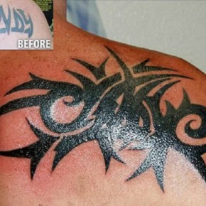 Tribal Tattoo Cover Up Ideas Pictures