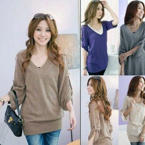 Tunic Sweater Dress Designs Pictures