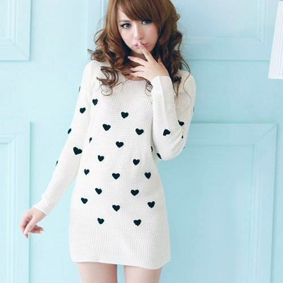 Tunic Sweater Dress Ideas