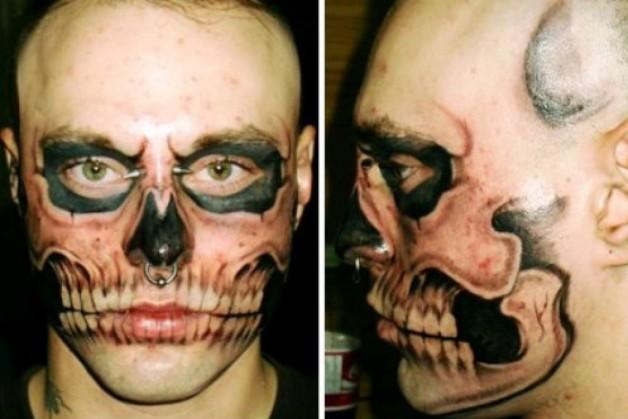 Unique Tattoo Ideas Punk Trend