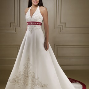 Unique Wedding Dresses - Wedding Dresses With Color