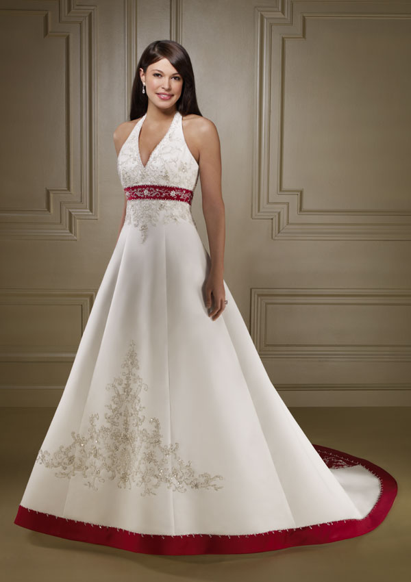 Unique Wedding Dresses – Wedding Dresses With Color : Fashion Gallery