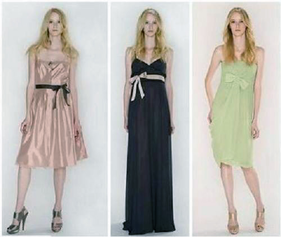 Vera Wang Bridesmaid Dresses Online