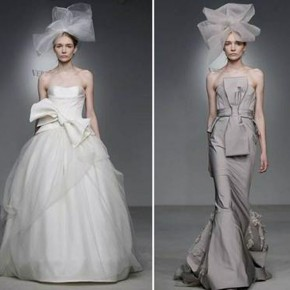 Vera Wang Lace Dress With Veil Pictures