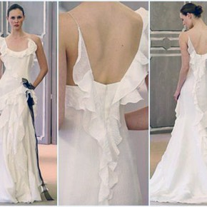 Very Feminine Wedding Dresses For Sale Pictures