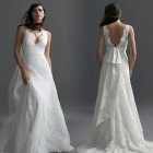 Very Feminine Wedding Dresses Ideas Pictures