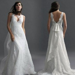 Very Feminine Wedding Dresses Ideas Pictures