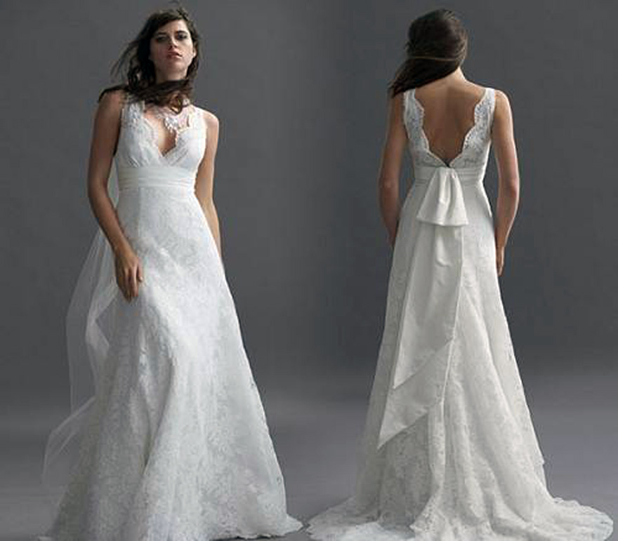 Wedding Dress Ideas: Very Feminine Wedding Dresses Ideas