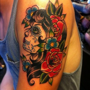 Vicky Morgan Design Tattoo Artists UK Pictures