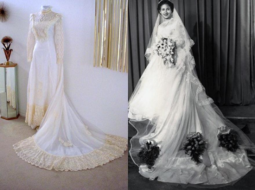 Victorian Inspired Wedding Dress Designs
