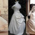 Victorian Inspired Wedding Dresses Pictures