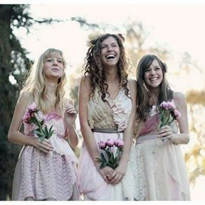 Vintage Bridesmaid Dresses Patterns Pictures