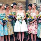 Vintage Bridesmaid Dresses Uk Pictures