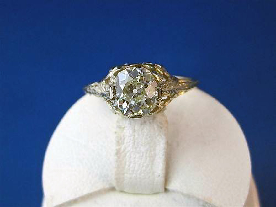 Vintage Engagement Rings For Women