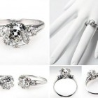 Vintage Engagement Rings Uk Pictures