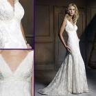 Vintage Lace Wedding Dress Designers Pictures