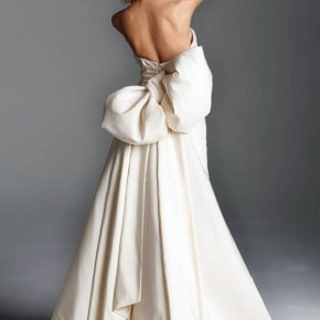 Wedding Backless Dress Low Pictures