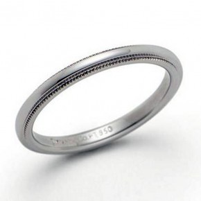 Wedding Bands Mens White Gold Pictures