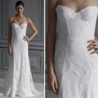 Wedding Dress Lace Fabric Pictures