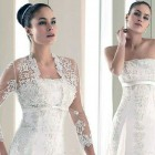 Wedding Dress Lace Sleeve Pictures