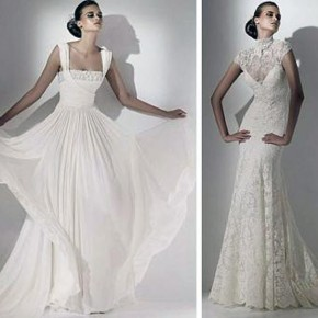 Wedding Dress Necklines Images Pictures