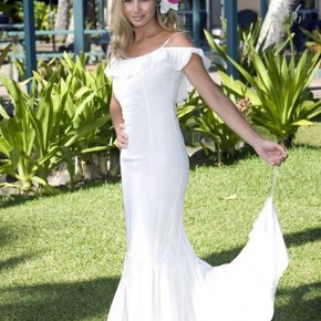 Wedding Dress Styles On The Beach Boho Pictures