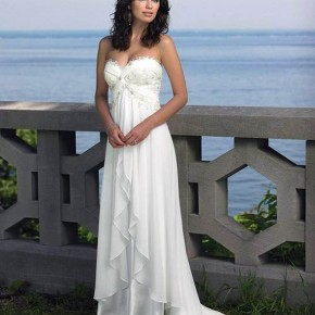 Wedding Dress Styles On The Beach For Women Pictures