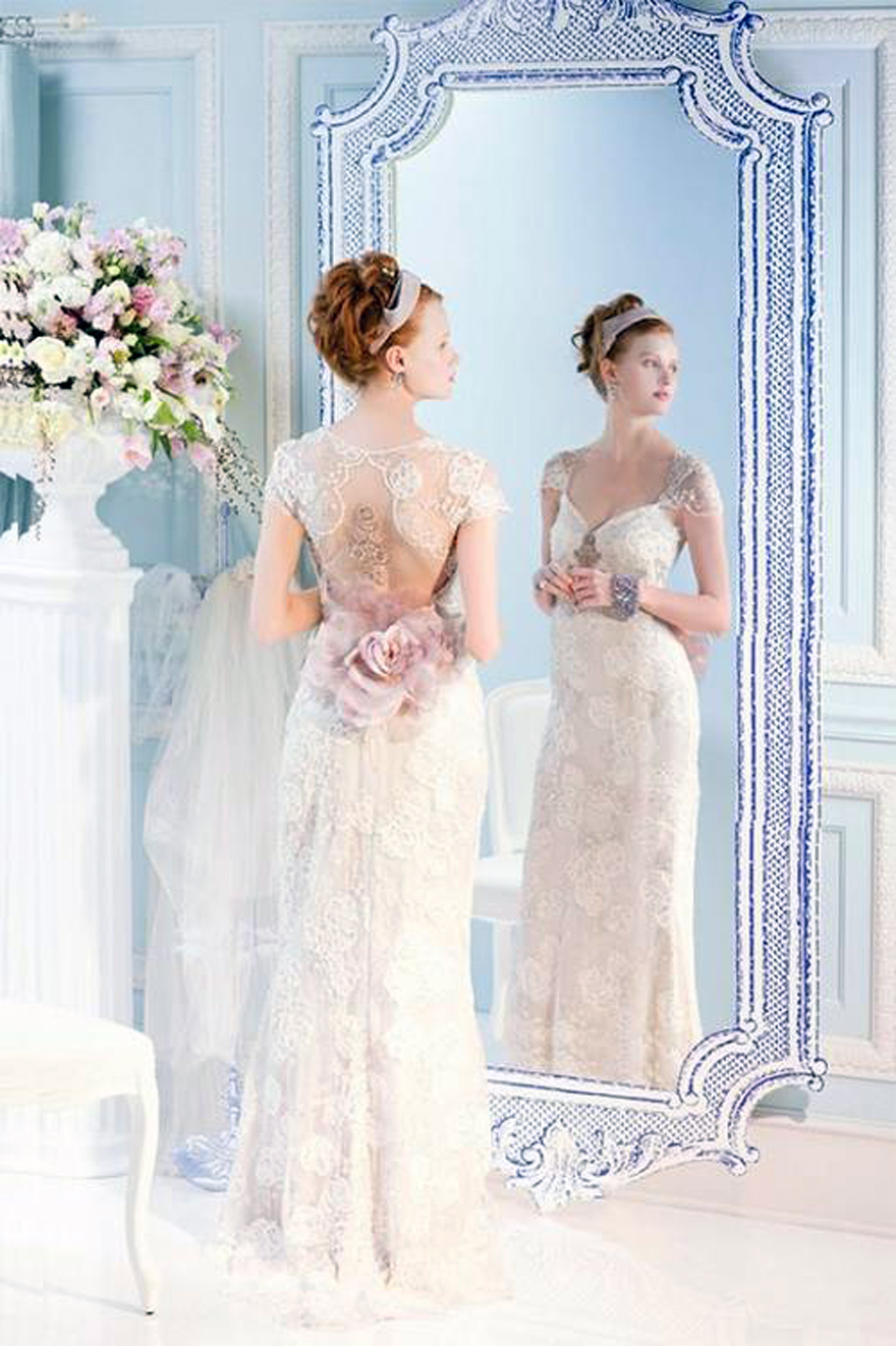 Wedding Dresses Unique Backs