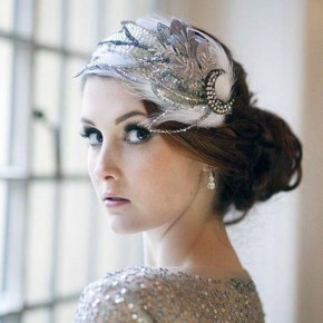 Wedding Full Headdress 2013 Pictures