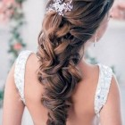 Wedding Hairstyles Down Curly For Bride Pictures