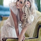 Wedding Hairstyles Down Curly Ideas Pictures