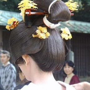 Wedding Hairstyles Japanese Cuts Pictures